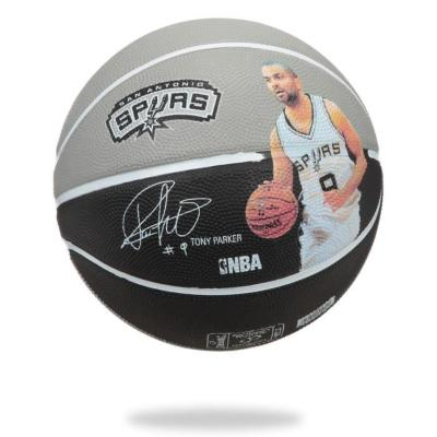 SPALDING Ballon Basket-ball NBA Player TONY PARKER BKT