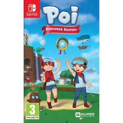 Poi: Explorer Edition Jeu Switch